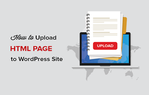 upload-html-page-to-wordpress-site-featured